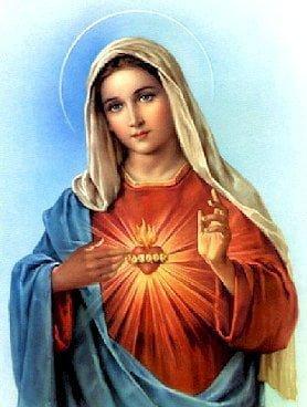 Niepokalane Serce Najświętszej Maryi Panny