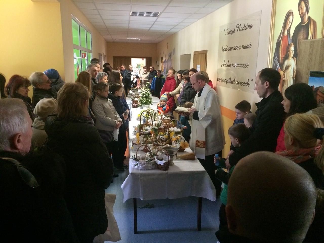 Wielka sobota – święcenie pokarmów