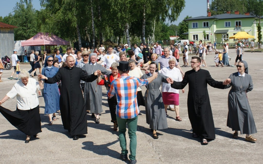 Odpust parafialny – festyn