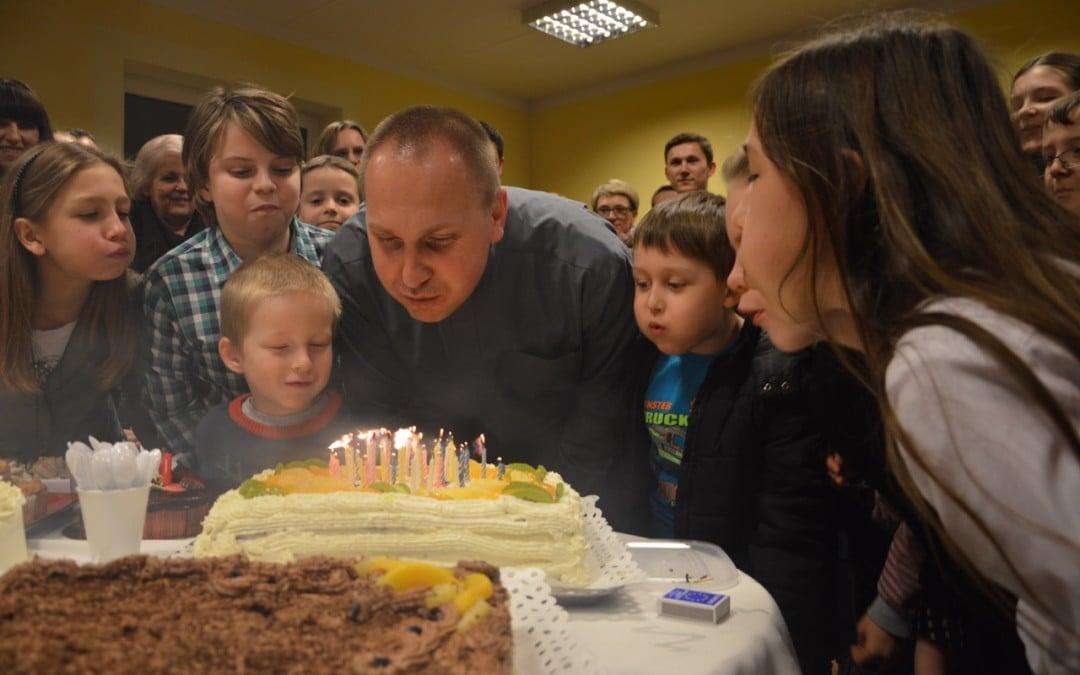 Urodziny księdza Rafała